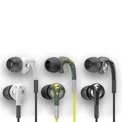 Earbuds microphone white - skullcandy earbuds with microphone